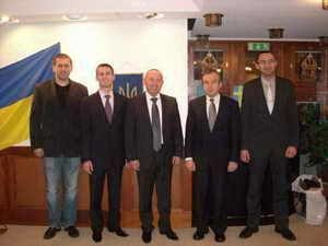 """Презентация компании ООО """"UKRBIOTAL"""" в Посольстве Украины в Швеции"""