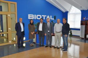Предприятие посетила делегация из Ирана.