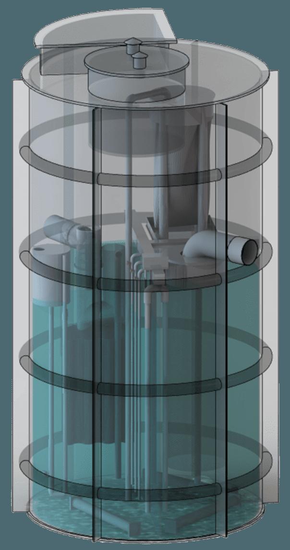 Моноблочні установки BIOTAL ERD