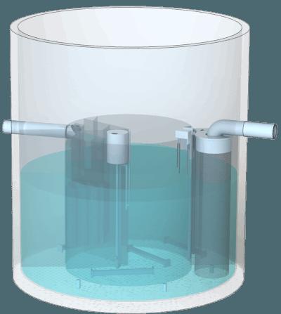 Моноблочные установки BIOTAL-MCW