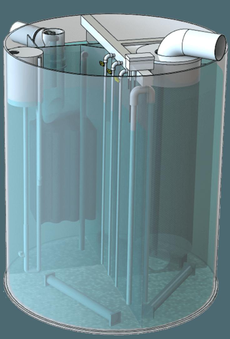 Моноблочні установки BIOTAL MPW
